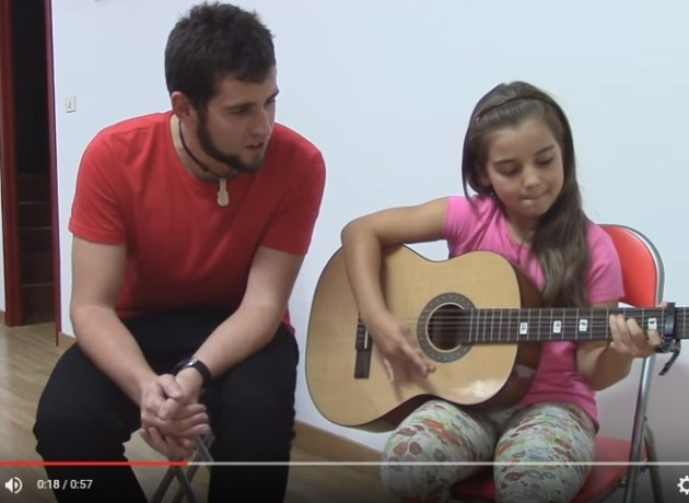 ENSAYANDO «Wake me up» de Avicii con LAURA