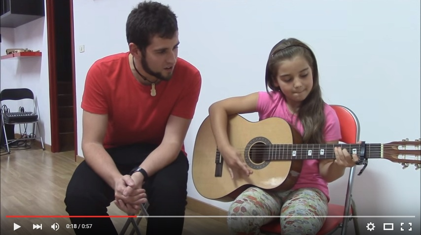 "ENSAYANDO ""Wake me up"" de Avicii con LAURA"